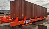 Movella: Anwendungsgebiete - Hafen - Container-Cassette