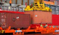 Movella: Anwendungsgebiete - Hafen - Container-Cassettes
