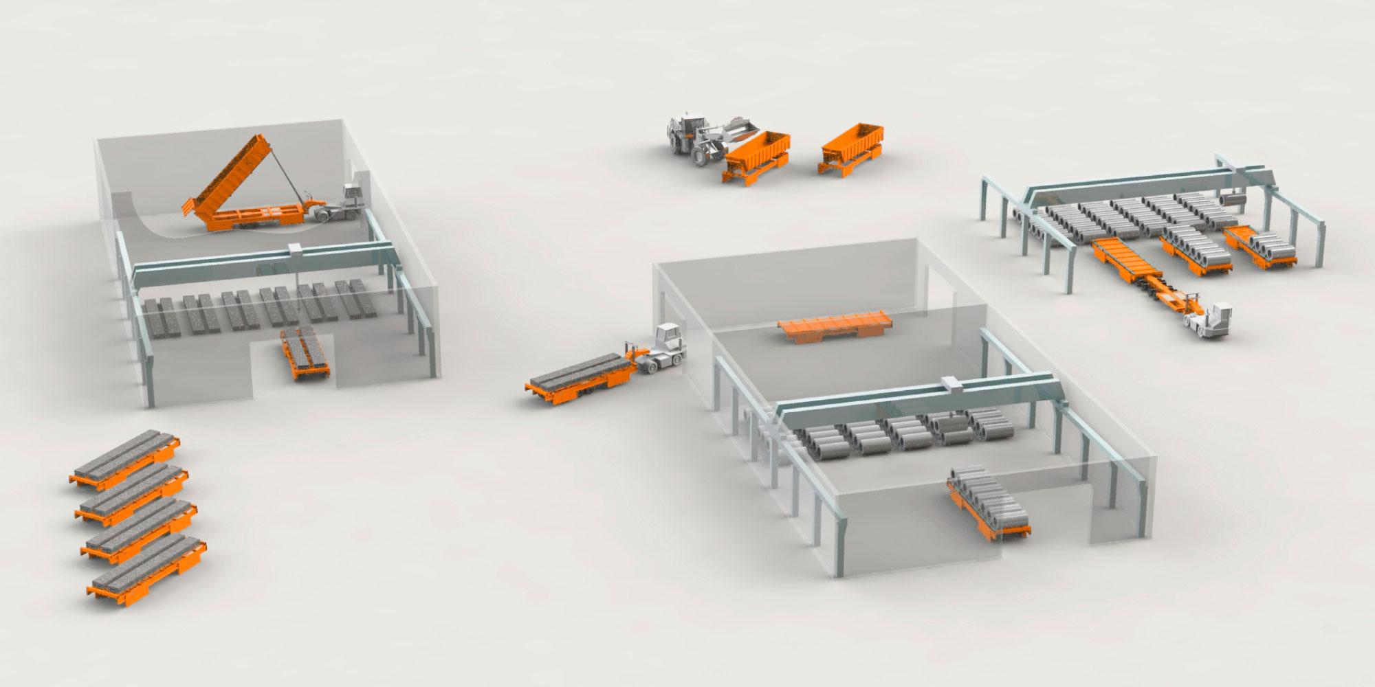 Movella: Applications - Steel Industry